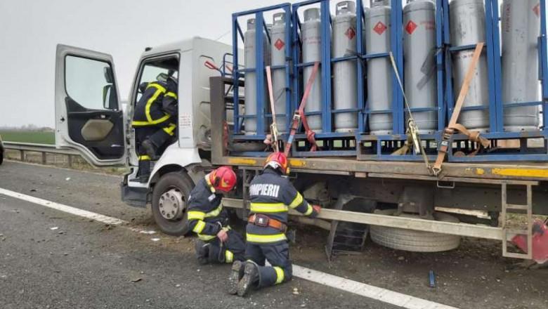 ISU arad camion