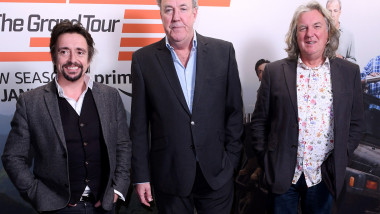 'The Grand Tour' Season 3 launch photocall, London, UK - 15 Jan 2019