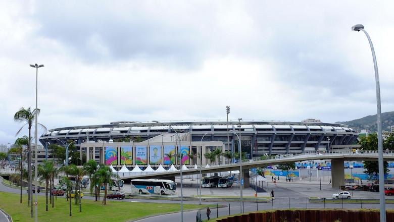 Stadionul Macarana, Brazilia