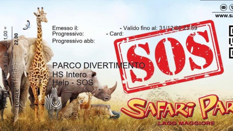 parc zoo italia