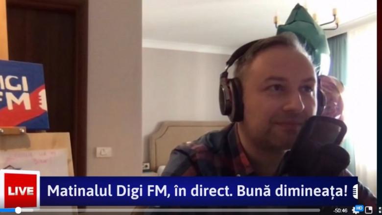 Bogdan Miu Matinalul Digi FM