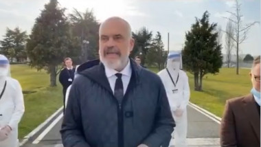 premier albania