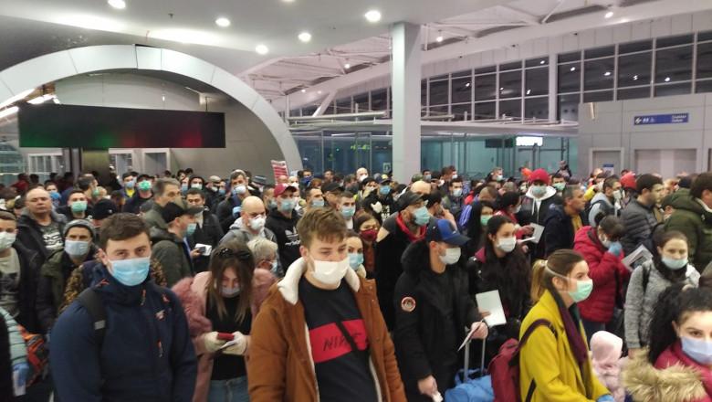 FB mihai Sturzu aeroport