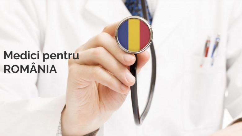 medici pentru România
