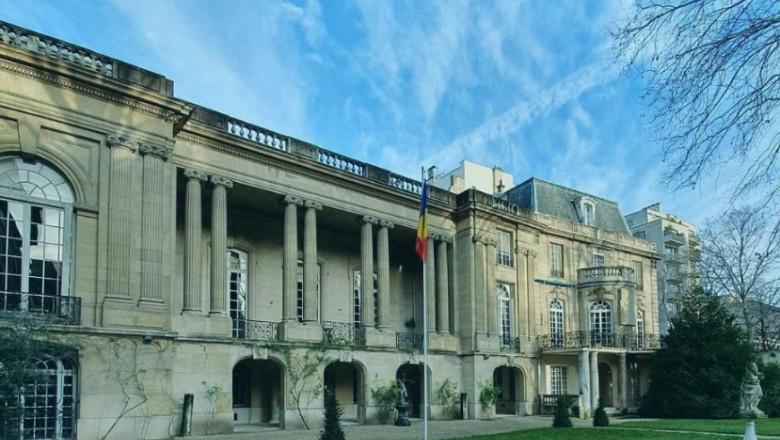 ambasada romaniei paris