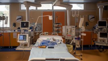 camera ati speciala pentru pacienti covid-19
