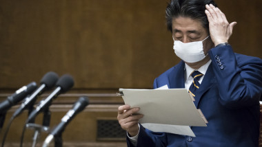 Japan To Declare A State Of Emergency To Contain Coronavirus Outbreak