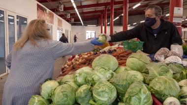 piata agroalimentara in cluj legume