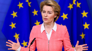 profimedia-ursula von der leyen comisia europeană ue