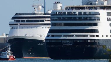 Navele de croazieră finalizate în 2020, în care s-au investit miliarde de dolari, nu mai au unde să meargă