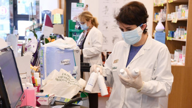 Italy: Pharmacists on the front line of fight against Coronavirus