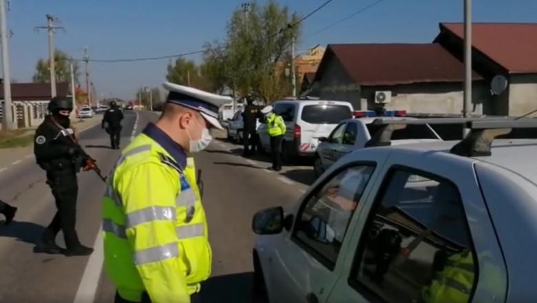captura video politie ialomita