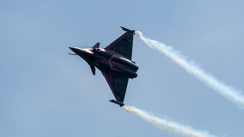 avion Mirage Rafale