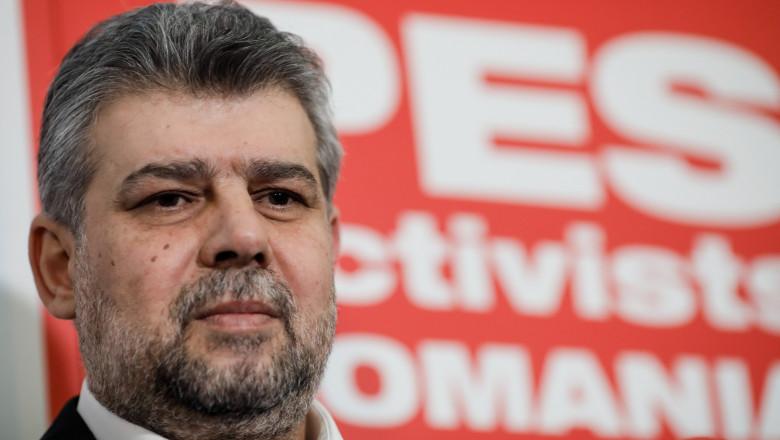 Marcel Ciolacu este presedintele interimar al PSD