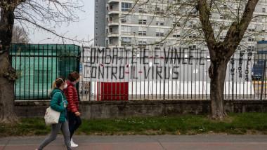 Italy Continues Nationwide Lockdown To Control Coronavirus Spread