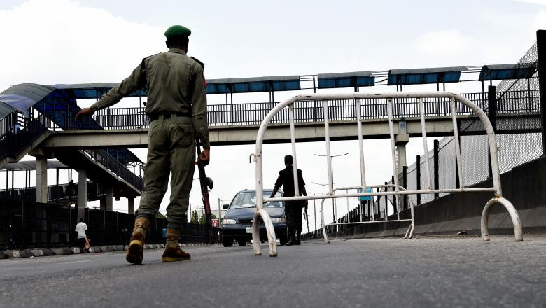 nigeria politie