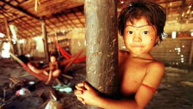 tribul Yanomami
