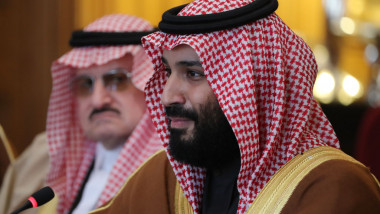 Mohammed bin Salman, prințul moștenitor al Arabiei Saudite