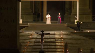 Papa Francisc: Nu mi-e dor de Argentina. Mă văd murind la Roma