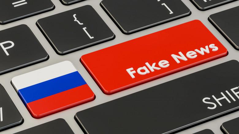 fake news Rusia, dezinformări Rusia, informaţii şi ştiri false