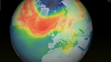gaura strat ozon