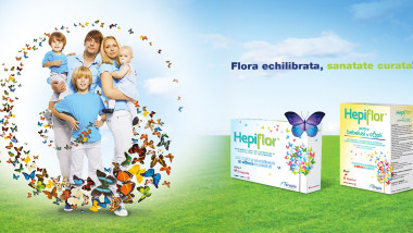 (P) Hepiflor, probioticul cu un număr mare de bacterii benefice pentru echilibrarea florei intestinale