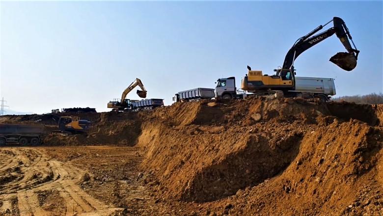 santier infrastructura autostrada fb pro infrastrctura
