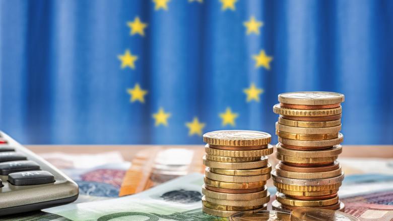uniunea european buget bani
