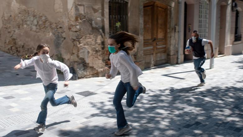 copii alearga spania profimedia-0515277454