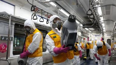 coronavirus masuri curatenie solutie dezinfectant