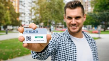 pasaport de sanatate coronavirus covid-19