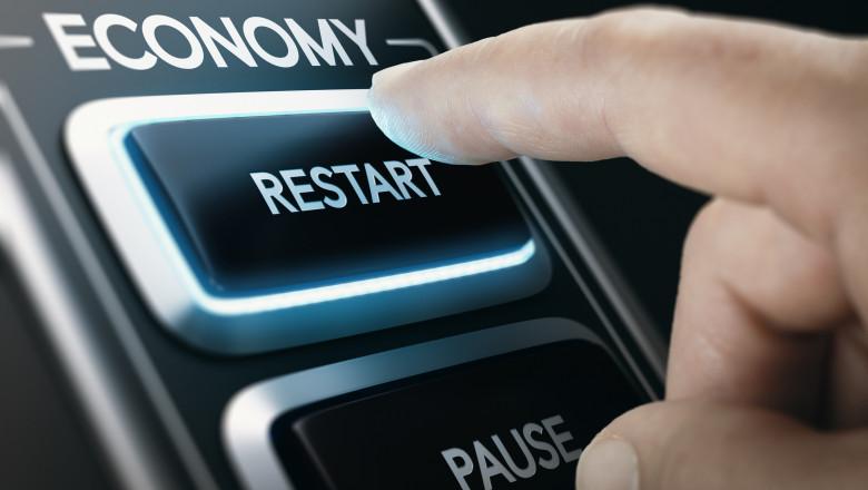 economie restart repornire afaceri