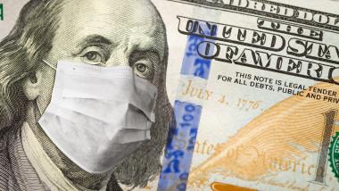 moneda americana ar putea fi lovita greu de pandemie