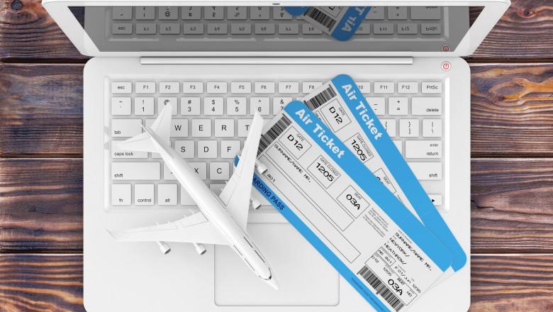 getty bilete avion
