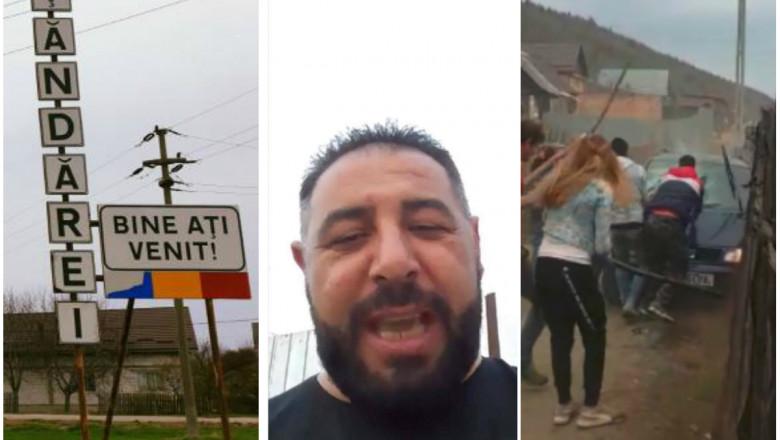 colaj-violente-romi