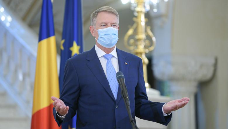 iohannis palatul cotroceni presidency