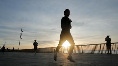 profimedia-spania barcelona alergare alergatori jogging2