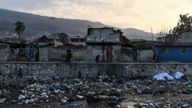 profimedia-haiti sărăcie Port-au-Prince