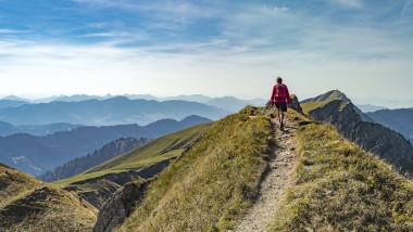 drumetie munte plimbare natura