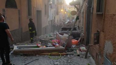 explozie roma - repubblica