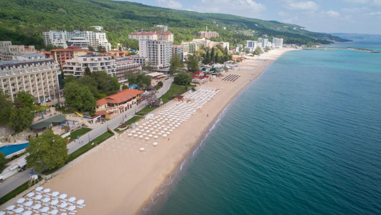 bulgaria plaja vacanta