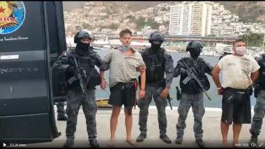 mercenari americani prinşi de forţele armate venezuelene