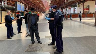 politisti verifica acte