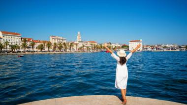 croatia, litoral, vacanta