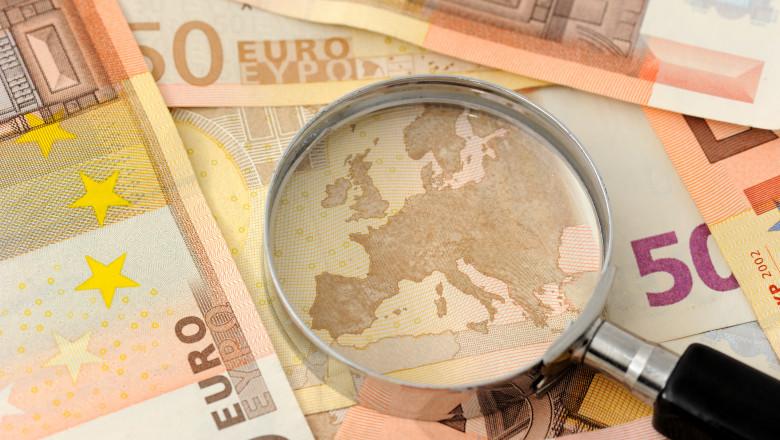 Focus on Europe. Bani europeni
