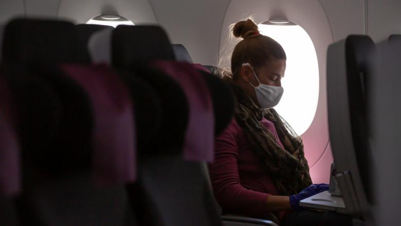 avion locuri in avion pasager