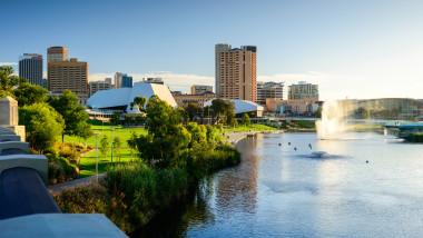Oras din Sudul Australiei