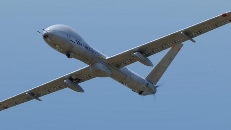 drona Hermes 900