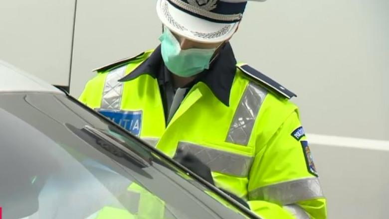 politist trafic - captura