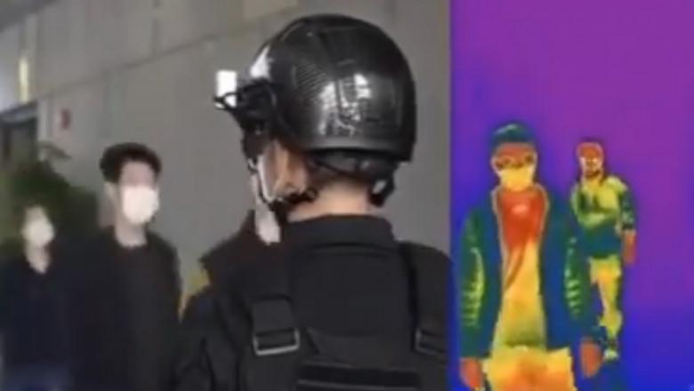 politie casca